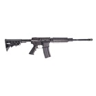 Anderson Manufacturing AM15-BR AR-15 Optic Ready Rifle 5.56mm NATO 16 Inch 1 In 8 Twist Barrel Low Profile Gas Block Carbine Length Gas System A2 Handguard M4 Butt Stock 30 Round Magpul PMAG Magazine