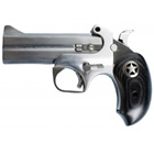 "Bond Arms Ranger II Derringer 4.25"" Matte Finish Stainless Steel Barrel Chambered in .38 Special / .357 Magnum Solid Stainless Steel Satin Polished Finish Frame Removeable Trigger Guard Wood Grips"