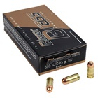 CCI Blazer Brass Ammunition .380 ACP ( Auto Colt Pistol ) 95 Grain Full Metal Jacket Round Nose Bullet 945 FPS Velocity at the Muzzle Brass Reloadable Boxer Primed Cartridge Case Box of 50 Rounds