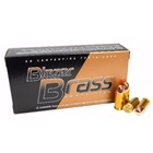 CCI Blazer Brass Ammunition .45 ACP ( Auto Colt Pistol ) 230 Grain Full Metal Jacket Round Nose Bullet 830 FPS Velocity at the Muzzle Brass Reloadable Boxer Primed Cartridge Case Box of 50 Rounds