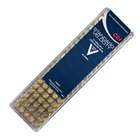 CCI Rimfire Ammunition Standard Velocity Target .22 Long Rifle ( 22 LR ) 40 Grain Lead Round Nose Bullet 1070 FPS Velocity at the Muzzle Brass Cartridge Case Box Of 100 Rounds