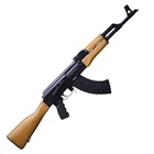 Century Arms International American Made AK-47 The RAS47 T Shaped Magazine Catch Slant Muzzle Brake Side Scope Rail Bolt Hold Open Safety Enhanced Dust Cover Wood Furniture 30 Round Magpul Magazine