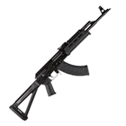 Century Arms International American Made AK-47 The RAS47 T Shaped Magazine Catch Slant Muzzle Brake Side Scope Rail Bolt Hold Open Safety Enhanced Dust Cover Magpul Furniture 30 Round Magpul Magazine