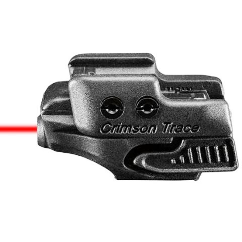 Crimson Trace Rail Master Universal Red Compact Laser Sight