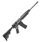 "DPMS Panther Arms Oracle Semi-Auto Optics Ready Rifle .223 Rem / 5.56mm NATO 16"" Lightweight 1 in 9 Twist Barrel Polymer Hand Guard 6 Position Collapsible Stock Matte Black Finish 30 Round Magazine"