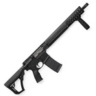 Daniel Defense M4 Carbine V9 Cold Hammer Forged 16 Inch Government Barrel Mid-Length Gas System Free Floating Slim Lightweight Modular KeyMod Rail System Quick Detach Points 30 Round Magazine