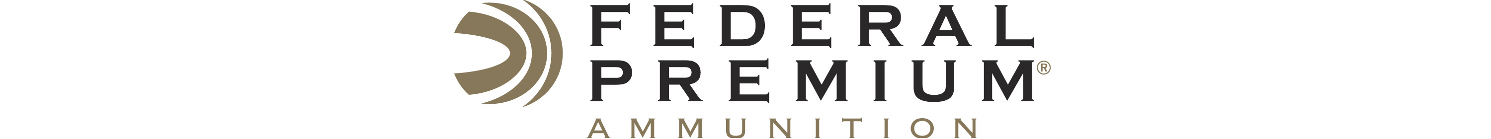 3 Federal Premium Ammunition Logo