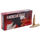 Federal Premium Ammunition American Eagle Ammunition .22-250 REM ( 22-250 Remington ) 50 Grain JHP ( Jacketed Hollow Point ) Bullet Brass Cartridge Case Box of 20 Rounds