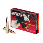 Federal Premium Ammunition American Eagle Ammunition .300 AAC Blackout 150 Grain FMJ ( Full Metal Jacket ) Brass Reloadable Boxer Primed Cartridge Case Box of 20 Rounds
