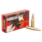 Federal Premium Ammunition American Eagle Ammunition 6.8 REM SPC ( 6.8mm Remington Special Purpose Cartridge ) 115 Grain FMJ ( Full Metal Jacket ) Bullet Brass Cartridge Case Box of 20 Rounds