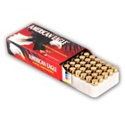 Federal Premium Ammunition American Eagle 9mm Luger 147 Grain Full Metal Jacket Flat Nose Bullet 1000 FPS Velocity at the Muzzle Brass Reloadable Boxer Primed Cartridge Case Box of 50 Rounds