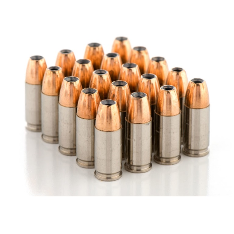 Federal Premium Ammunition Personal Defense 9mm Luger 124