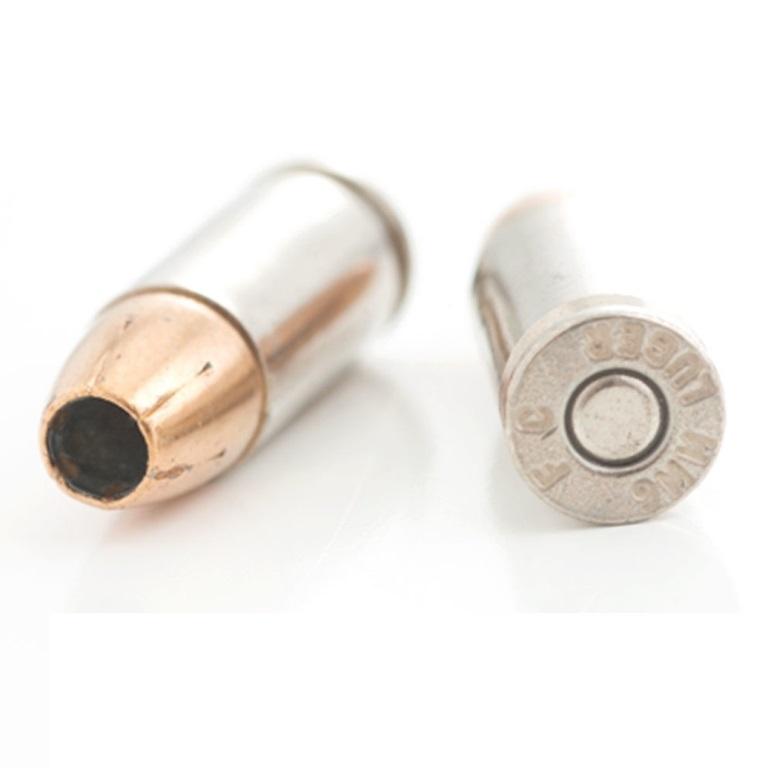 Federal Premium Ammunition Personal Defense 9mm Luger 124