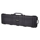 Flambeau Outdoors X-Large Heavy Duty HD Two Pistol Hard Case Two Latches, Lockable, Strong Hinge, Full Two Layers Of Egg Shell Foam, Die Cut Padding, Air and Water Tight Seal, and Pressure Purge Screw