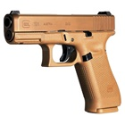 Glock 19X Crossover 9mm 4.02 Inch Barrel Flat Dark Earth nDLC Armor Coating Steel Slide Glock Night Sights ( GNS ) FDE Polymer Rough Textured Frame 5.5 LBS Trigger Modular Backstrap 19 Round Magazine