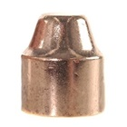 Hornady Reloading Bullets 45 Caliber .451 Inch Diameter 185 Grain Hornady Action Pistol Full Metal Jacket Round Nose ( HAP FMJ RN ) Copper Jacketed Lead Core Bullet Box of 100 Per Pack