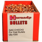 Hornady Gas Checks for Reloading Lead Cast Bullets 30 Caliber Box of 1000 Per Pack
