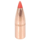 Hornady Reloading Bullets 22 Caliber .224 Inch Diameter 55 Grain V-MAX Flat Base Polymer Tip Copper Jacketed with Cannelure Lead Core Bullet Box of 100 Per Pack