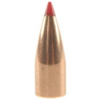 Hornady Reloading Bullets 30 Caliber .308 Inch Diameter 110 Grain V-MAX Flat Base Polymer Tip Copper Jacketed Lead Core Bullet Box of 100 Per Pack