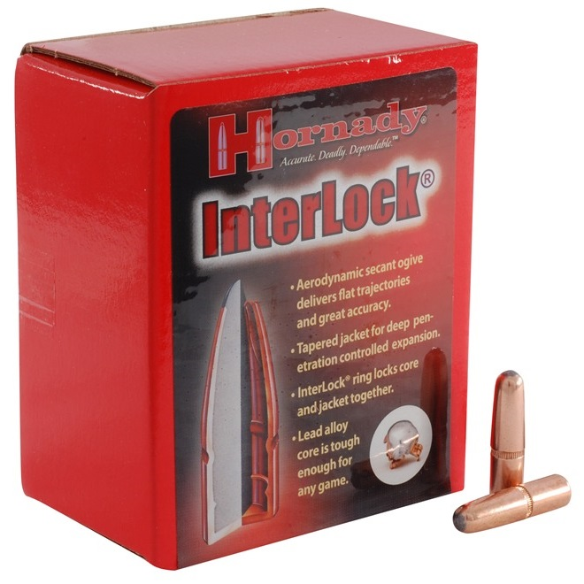 Hornady Reloading Bullets 30 Caliber  308 Inch Diameter 220