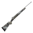 Kimber 84M Adirondack 6.5 Creedmoor 18 Inch 1 in 8 Twist Stainless Steel Match Grade Threaded Barrel with Muzzle Break Kevlar Carbon Fiber Stock with Optifade Elevated II Camo 4 Round Magazine