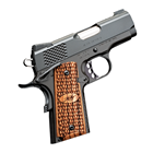 "Kimber Ultra Raptor II 1911 .45 ACP 3"" Match Grade Barrel Match Grade Trigger Matte Black Steel Slide and Matte Black Aluminum Frame Tactical Wedge Fixed Tritium Night Sights 7 Round Magazine"