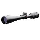 "Redfield Revenge 4-12x42mm Rifle Scope Nitrogen Filled 1"" Diameter Maintube Fully Multi-Coated Lens System 4-Plex Reticle 1/4 MOA Adjustments Water Proof Fog Proof Shock Proof Matte Black"