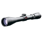 "Redfield Revolution 4-12x40mm Rifle Scope Nitrogen Filled 1"" Diameter Maintube Fully Multi-Coated Lens System 4-Plex Reticle 1/4 MOA Adjustments Water Proof Fog Proof Shock Proof Matte Black"
