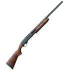 Remington Arms Company 870 Express Field Pump-Action Shotgun 12 GA 3 Inch Chamber 28 Inch Barrel REM Modified Choke Tube Silver Front Bead Sight Satin Wood Stock 4 Round Tubular Magazine