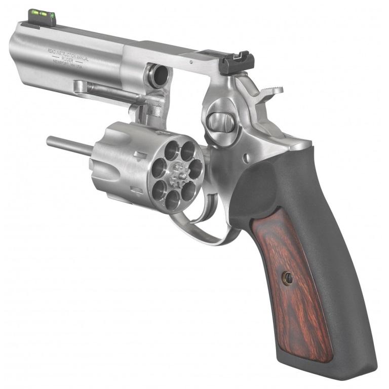 Ruger GP100 Revolver SA / DA Exposed Hammer Chambered  357
