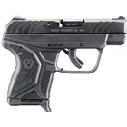 Ruger LCP II Lightweight Compact Pistol Chambered in .380 Auto ( 380 ACP ) 2.75 Inch Barrel Blued Steel Slide With Integral Sights Black Glass Filled Nylon Frame 6 Round Magazine with Finger Extension