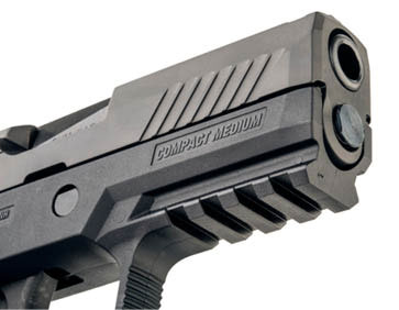 Sig Sauer P320 Compact 320 3 9 Inch Barrel Chambered in 9mm