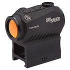 Sig Sauer ROMEO5 1x20mm Compact 2 MOA Red Dot 10 Illumination Settings With Motion Activated Illumination System Dependable Waterproof And Fogproof Performance Designed For MSR / AR Platforms