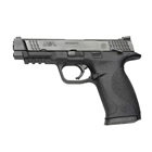 "Smith & Wesson M&P45 Full Size .45 Auto ( ACP ) Pistol 4.5"" Barrel Black Frame and Black Melonite Finish Slide White Dot Front and Rear Sights with 10 Round Magazine"