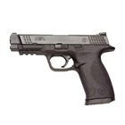"Smith & Wesson M&P45 Full Size .45 ACP Pistol 4.5"" Barrel Black Frame and Black Melonite Finish Slide White Dot Front and Rear Sights 10 Round Magazine"