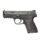 "Smith & Wesson M&P45 Compact .45 Auto ( ACP ) Pistol 4"" Barrel Black Frame and Black Melonite Finish Slide White Dot Front and Rear Sights with 8 Round Magazine"