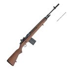 "Springfield Armory M1A Standard Chambered in .308 WIN 22 Inch 1 In 11"" Righthand 6 Groove Carbon Steel Barrel 2 Stage Trigger New Walnut Stock Metal Hinged Butt Pad 10 Round Magazine"