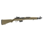 "Springfield Armory M1A Scout 16 16.25"" Parkerized Carbon Steel Barrel Chambered 7.62mm NATO Tritium XS Post Front and Enlarged Military Aperture Rear Sights FDE Flat Dark Earth Stock 10 Round Magazine"
