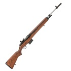 "Springfield Armory M1A Loaded Chambered in .308 WIN 22"" 1 In 11"" 6 Groove RH Twist Rate National Match Grade Stainless Steel Barrel 2 Stage Match Tuned Trigger New Walnut Stock 10 Round Magazine"