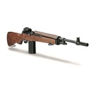 Springfield Armory M1A National Match .308 WIN Chambered Carbon Steel 22 Inch 1 In 11 Righthand 6 Groove National Match Grade Medium Weight Premium Barrel New Walnut Stock 10 Round Magazine