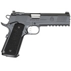 "Springfield Armory TRP Operator Black Armory Kote 1911 5"" Match Grade Barrel Chambered in .45 ACP Steel Frame Fully Adjustable 3 Dot Tritium Night Sights Full Length Picatinny Rail 7 Round Magazine"