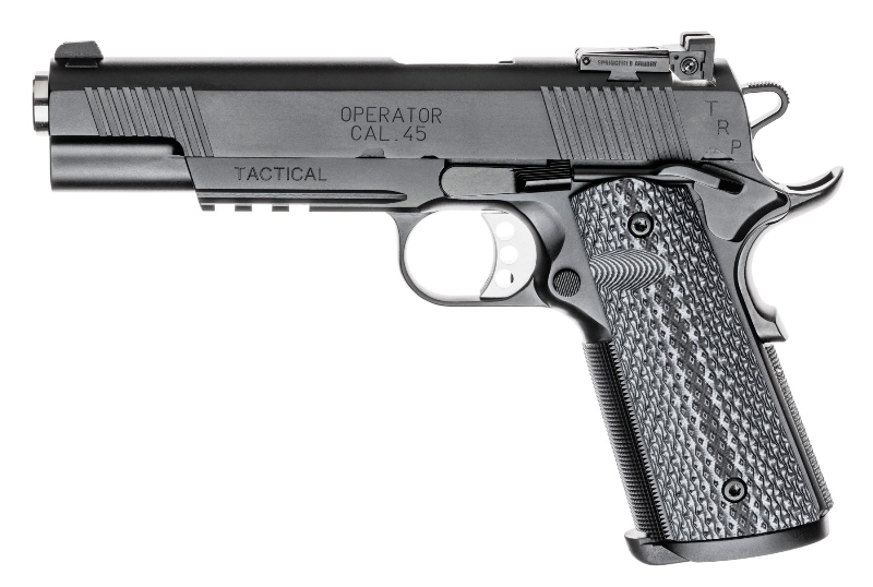 Springfield Armory TRP Tactical Response Pistol 1911 .45 ACP 5 ...