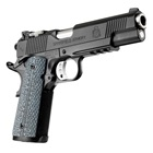 "Springfield Armory TRP Tactical Response Pistol 1911 .45 ACP 5"" Stainless Steel Match Grade Barrel Forged Carbon Steel Slide and Frame with Integral Rail Black Armory Kote Finish 7 Round Magazine"