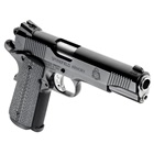 "Springfield Armory TRP Tactical Response Pistol 1911 .45 ACP 5"" Stainless Steel Match Grade Barrel Forged Carbon Steel Slide and Frame with Black Armory Kote Finish G-10 Grips 7 Round Magazine"