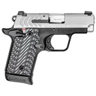 Springfield Armory 911 .380 ACP Stainless Steel Slide 2.7 Inch Barrel Pro-Glo Tritium Front And Rear Night Sights G10 5 LBS Trigger Manual Safety Gray & Black G10 Grips 6 & 7 Round Extended Magazines