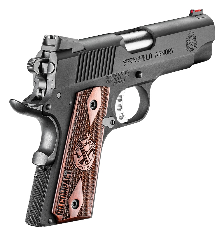 Springfield Armory Range Officer Compact 1911 4