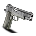 "Springfield Armory Marine Corps Operator 1911 5"" Match Grade Barrel Chambered in .45 ACP Steel Frame with Rail Olive Drab OD Green and Black Finish Low Profile Tritium Night Sights 7 Round Magazine"
