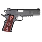 "Springfield Armory Loaded Lightweight Operator 1911 5"" Match Grade Barrel Chambered in .45 ACP Aluminum Frame Low Profile Combat 3 Dot Tritium Night Sights Picatinny Rail 7 Round Magazine"