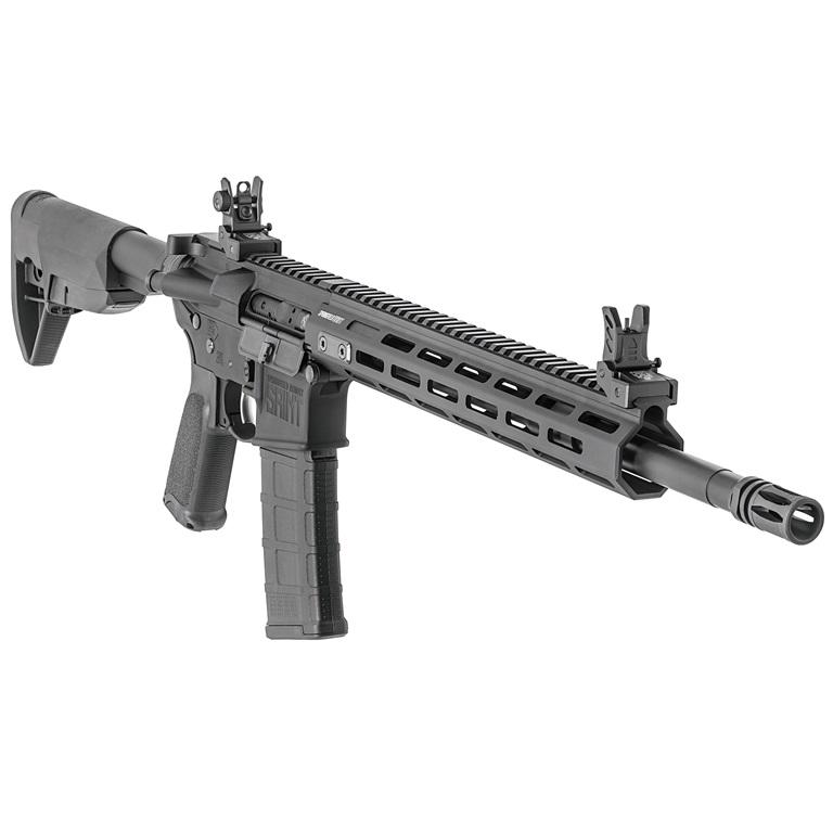 Springfield Armory SAINT AR-15 Rifle 5 56mm NATO 16 Inch Chrome Moly