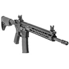 Springfield Armory SAINT AR-15 Rifle 5.56mm NATO 16 Inch Chrome Moly Melonite Treated 1 In 8 Twist Barrel Mid-Length Gas System Free Float M-Lok Handguard And 6 Position Stock 30 Round Magazine